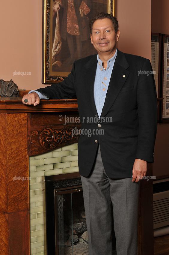 David Sanchez | Association of Yale Alumni Profile Portrait by James R Anderson
