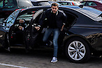 Spainsh Juan Mata arriving at the concentration of the spanish national football team in the city of football of Las Rozas in Madrid, Spain. November 08, 2016. (ALTERPHOTOS/Rodrigo Jimenez)