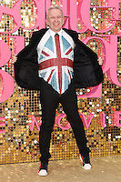 Jean Paul Gaultier<br /> arrives for the World Premiere of &quot;Absolutely Fabulous: The Movie&quot; at the Odeon Leicester Square, London.<br /> <br /> <br /> &copy;Ash Knotek  D3137  29/06/2016