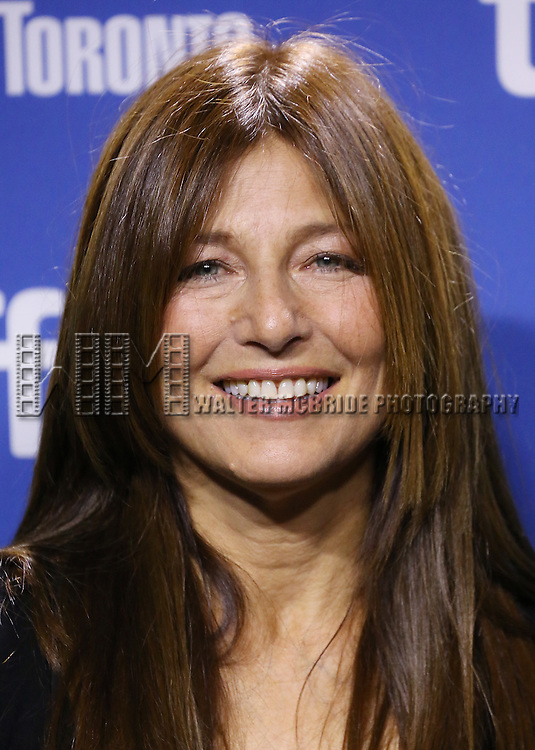 """Catherine Keener attending the 2013 Tiff Film Festival Photo Call for """"Enough Said""""  at the Tiff Lightbox  on September 8, 2013 in Toronto, Canada."""