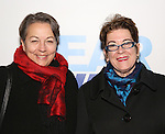 Deborah Brevoort and Molly Smith attend the Broadway Opening Night Performance of 'Dear Evan Hansen'  at The Music Box Theatre on December 4, 2016 in New York City.