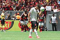 Brasília (DF), 16/02/2020 - Marquinhos Gabriel observa comemoração de Gabriel. Partida entre Flamengo e Athletico Paranaense pela Supercopa no estádio Mané Garrincha em Brasília, neste domingo (16).
