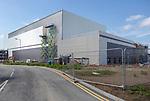 New distribution centre warehouse LDH La Doria Ltd, Sproughton Enterprise Park, Ipswich, Suffolk, England, UK