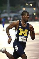 2009 NCAA National Track & Field Championships.Carl Buchanon