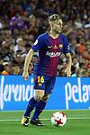 Supercopa de Espa&ntilde;a - Ida.<br /> FC Barcelona vs R. Madrid: 1-3.<br /> Gerard Deulofeu.
