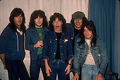 AC DC, LOCATION, 1983, NEIL ZLOZOWER