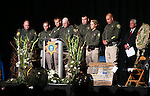 Carson City Sheriff's Deputy Howell memorial service