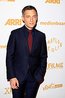 LOS ANGELES - OCT 6: Volker Bruch at the Babylon Berlin International Premiere held at The Theatre at Ace Hotel on October 6, 2017 in Los Angeles, CA