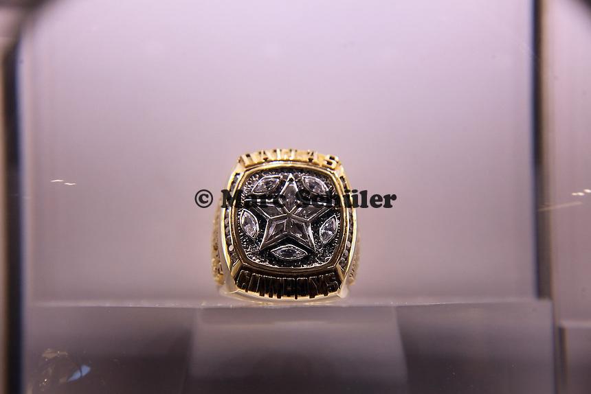Super Bowl Ringe der einzelnen Siegerteams: XXX Dallas Cowboys 1995