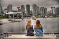 Teen headshots of Tara's Girls by Carlos Taylhardat of Art of headshots, Vancouver's Portrait studio