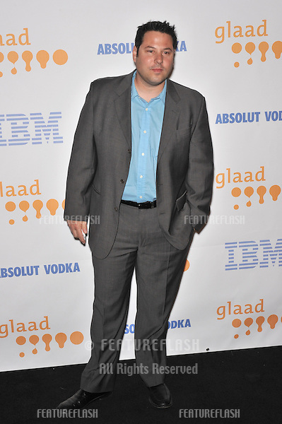 Greg Grunberg at the 20th Annual GLAAD Media Awards at the Nokia Theatre L.A. Live..April 18, 2009  Los Angeles, CA.Picture: Paul Smith / Featureflash