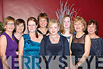 Faha NS having fun at their Christmas party in the Malton Hotel, Killarney on Friday night l-r: Delia O'Shea, Deloras Griffin, Noreen Burke, Breda Murphy, Eileen Murphy, Leslie Ann Colgan, Kathleen McAulliffe and Mary Moore     Copyright Kerry's Eye 2008