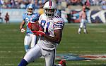 Tennessee Titans vs Buffalo Bills at L.P. Field in Nashville, Tennessee on Nov. 15, 2009.  The Titans defeated the Bills 41-17. (Photo by Frederick Breedon IV)