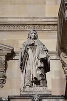 Charles-Louis de Secondat, baron de La Brède et de Montesquieu, 1689 - 1755, French social commentator and political thinker, Louvre Museum, Paris, France Picture by Manuel Cohen
