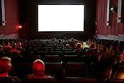 Movie time, Galaxy Cinema, August 25, 2012.