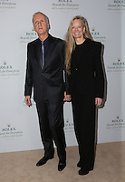 HOLLYWOOD, CA - NOVEMBER 15: James Cameron and Suzy Amis Cameron attend the 40th Anniversary of Rolex Awards for Enterprise at the Dolby Theatre on November 15, 2016 in Hollywood, California. (Credit: Parisa Afsahi/MediaPunch).