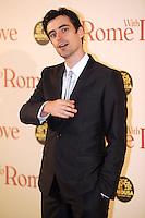 Flavio Parenti.Roma 13/4/2012 Auditorium.To Rome with Love - World Premiere.Foto Insidefoto Andrea Staccioli