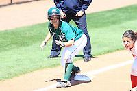 April 9th, 2010. Eastern Michigan University softball vsl Miami of Ohio.