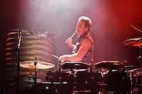 JUN 13 Midnight Oil performing at Brixton Academy