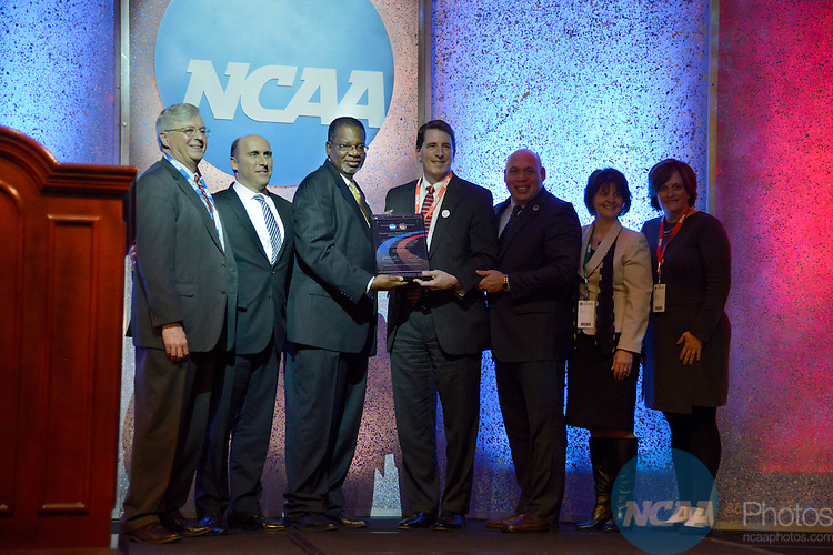 The 2013 NCAA Convention at the the Gaylord Texan Hotel in Grapevine, TX, Thursday, January 17, 2013. (Peter Lockley/NCAA Photos).