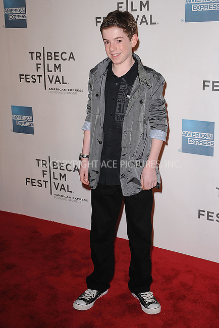 WWW.ACEPIXS.COM . . . . . .April 23, 2011...New York City...Jason Spevack attends the premiere of 'Jesus Henry Christ' during the 2011 Tribeca Film Festival at BMCC Tribeca PAC on April 23, 2011 in New York City....Please byline: KRISTIN CALLAHAN - ACEPIXS.COM.. . . . . . ..Ace Pictures, Inc: ..tel: (212) 243 8787 or (646) 769 0430..e-mail: info@acepixs.com..web: http://www.acepixs.com .