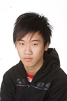 2006 Model Release Photo -<br /> 14 year old chinese teenager