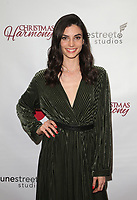 """LOS ANGELES, CA - NOVEMBER 7: Rachele Schank, at Premiere of Lifetime's """"Christmas Harmony"""" at Harmony Gold Theatre in Los Angeles, California on November 7, 2018. Credit: Faye Sadou/MediaPunch"""