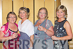 Elizabeth Madden, Caroline Smythe, Ursulla Barry and Sandra O'Donovan at the fashion show in aid of Haiti relief in the Malton Hotel Killarney on Saturday night
