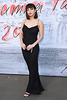 Charlie XCX arriving for the Serpentine Summer Party 2018, Hyde Park, London, UK. <br /> 19 June  2018<br /> Picture: Steve Vas/Featureflash/SilverHub 0208 004 5359 sales@silverhubmedia.com