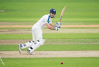 Picture by Allan McKenzie/SWpix.com - 06/09/2017 - Cricket - Specsavers County Championship - Yorkshire County Cricket Club v Middlesex County Cricket Club - Headingley Cricket Ground, Leeds, England - Yorkshire's Shaun Marsh hits out.