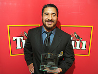 MSP captain Arden David-Perrot at the Wellington Rugby Union Tui Awards at the Embassy Theatre, Wellington, New Zealand on Tuesday, 30 October 2012. Photo: Dave Lintott / lintottphoto.co.nz