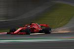 13.04.2018, Shanghai Audi International Circuit, Shanghai, 2018 FORMULA 1 HEINEKEN CHINESE GRAND PRIX, 12.04. - 15.04.2018<br /> im Bild<br />Sebastian Vettel (GER#5), Scuderia Ferrari<br /> <br /><br /> <br /> Foto &copy; nordphoto / Bratic