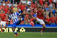 Brighton & Hove Albion vs Nottingham Forest 07-08-15