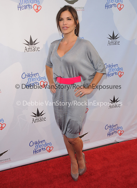 Lauren Sanchez at the 3rd annual Children Mending Hearts Peace Please Gala held at  The Music Box @ Henry Fonda Theater in Hollywood, California on April 16,2010                                                                   Copyright 2010  DVS / RockinExposures