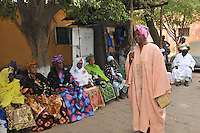"Mrs. Traore, ex Minister of Communication, has launched in Bamako a movement called ""1000 Standing Malian Women"""