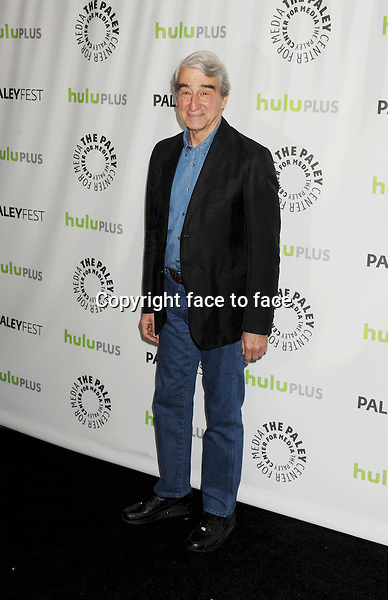 "Sam Waterston arrives at the 30th Annual PaleyFest: The William S. Paley Television Festival featuring ""The Newsroom"" at Saban Theatre on March 3, 2013 in Beverly Hills, California...Credit: Mayer/face to face - No Rights for USA and Canada -"