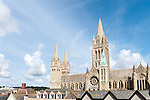 Truro Cathedral above Skyline 01