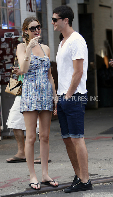 WWW.ACEPIXS.COM . . . . .  ....May 30 2010, New York City....TV personality Whitney Port and her boyfriend Ben Nemtin spotted walking around the West Village on May 30 2010 in New York City....Please byline: NANCY RIVERA- ACE PICTURES.... *** ***..Ace Pictures, Inc:  ..tel: (212) 243 8787 or (646) 769 0430..e-mail: info@acepixs.com..web: http://www.acepixs.com