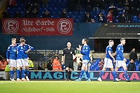 Will Keane of Ipswich Town celebrates his goal during Ipswich Town vs Accrington Stanley, Sky Bet EFL League 1 Football at Portman Road on 11th January 2020