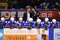 IJSHOCKEY: HEERENVEEN: 26-11-2016, IJsstadion Thialf, UNIS Flyers - Eindhoven Kemphanen, ©foto Martin de Jong