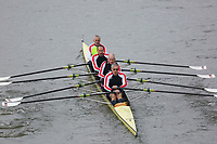 Crew: 201   Thames RC   Mas.4x- (G)<br /> <br /> Veterans' Head of the River Race 2018<br /> <br /> To purchase this photo, or to see pricing information for Prints and Downloads, click the blue 'Add to Cart' button at the top-right of the page.