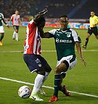 Junior venció 2-1 a Deportivo Cali. Fecha 7 Liga Águila I-2018.