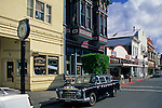 Downtown victorian buildings, Ferndale, Humboldt County, CALIFORNIA