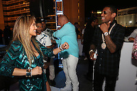 LAS VEGAS, NEVADA - JULY 24, 2016 JLO & fabolous  attend the JLO private birthday celebration at The Nobu Villa Suite at Caesars Palace, July 24, 2016 in Las Vegas Nevada. Photo Credit: Walik Goshorn / Mediapunch