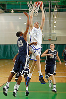 April 10, 2011 - Hampton, VA. USA;  Austin Nichols participates in the 2011 Elite Youth Basketball League at the Boo Williams Sports Complex. Photo/Andrew Shurtleff