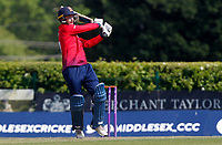 Tom Westley of Essex in batting action during Middlesex vs Essex Eagles, Royal London One-Day Cup Cricket at Radlett Cricket Club on 17th May 2018