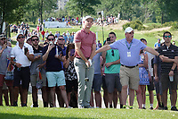 Justin Rose (ENG) during the third round of the Northern Trust played at Liberty National Golf Club, Jersey City, USA. 10/08/2019<br /> Picture: Golffile | Phil INGLIS<br /> <br /> All photo usage must carry mandatory copyright credit (© Golffile | Phil Inglis)