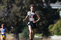 Stanford, CA - September 29, 2018: Alek Parsons during the Stanford Cross Country Invitational held Saturday morning on the Stanford Golf course.