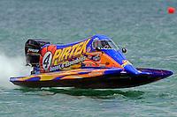 26  July, 2009, Trenton, Michigan USA.Howie Nichols (#4).©2009 F.Peirce Williams USA.SST-120 class