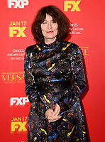 "HOLLYWOOD - JANUARY 8: Anna Chancellor attends the Red Carpet Premiere Event for FX's ""The Assassination of Gianni Versace: American Crime Story"" at ArcLight Hollywood on January 8, 2018, in Hollywood, California. (Photo by Scott Kirkland/FX/PictureGroup)"